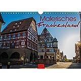Malerisches Frankenland (Wandkalender 2019 DIN A4 quer): Die Schönheiten Frankens in 12 Fotografien (Monatskalender, 14 Seiten ) (CALVENDO Orte)