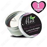 Candela da Massaggio al Cotone con Burro di karitè - Relax Massage 80 ml