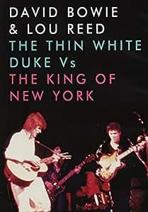 Thin White Duke Vs. The King of New York