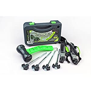 51QMpYhjUVL. SS300  - Outdoor Revolution Deluxe Storm Kit in Carry Case