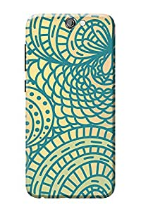 HTC One A9 Back Cover, Premium Quality Designer Printed 3D Lightweight Slim Matte Finish Hard Case Back Cover for HTC One A9 by Tamah