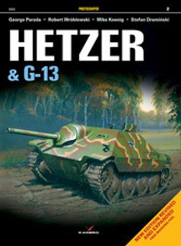 Hetzer & G-13 (Photosniper)