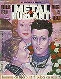 Métal Hurlant n° 71 - janvier 1982 - Homme ou machine ? Pilote ou nazi ?/Vodkas test !/Masse is back !