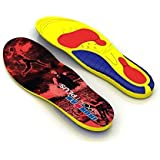 Ironman Spenco Sports Plus Insole Shock-Absorbing Running Foot Care