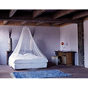 Care Plus Mosquito Net Compact Bell Durallin 1 bis 2Per