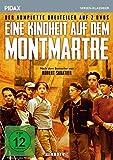 Eine Kindheit auf dem Montmartre (Allein in der Welt) / Der komplette Dreiteiler nach dem Bestseller von Robert Sabatier (Pidax Serien-Klassiker) [2 DVDs]