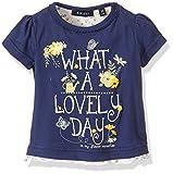 Blue Seven Baby-Mädchen T-Shirt RH, Blau (Dk Blau 572), 86