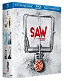 Coffret Saw 1 à 6 - hexalogie [Blu-ray] [Director's Cut]