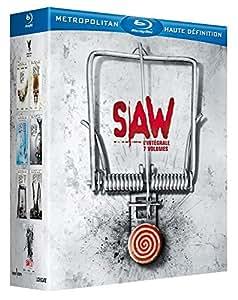 Coffret Saw 1 à 6 - hexalogie [Blu-ray] [Director's Cut]