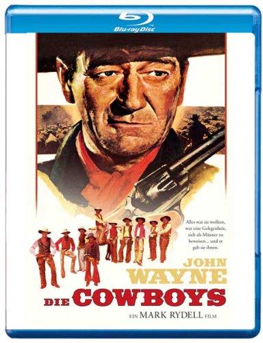 Bild von Die Cowboys [Blu-ray]