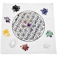 crystaltears Chakra Heilung Kristalle und Set mit viele verschiedene, Kristalle, Quarz, mit Kristall, 7Chakra... preisvergleich bei billige-tabletten.eu