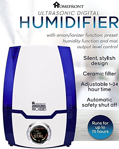 homefront-pro-series-digital-display-ultrasonic-cool-mist-humidifier-with-4-mist-settings