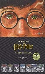 Harry Potter. La serie completa: Harry Potter e la pietra filosofale-Harry Potter e la camera dei segreti-Harry Potter e il prigioniero di ... Mezzosangue-Harry Potter e i doni della morte