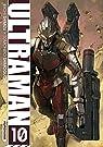 Ultraman, tome 10 par Shimizu