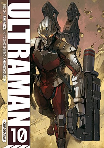 Ultraman Edition simple Tome 10