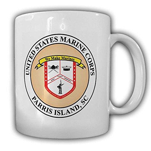 Tasse USMC Parris Island Marines US Full Metal Jacket Grundausbildung #24509