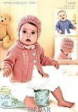 Sirdar Snuggly DK Knitting Pattern 1418