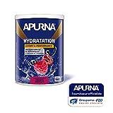 APURNA - BOISSON HYDRATATION FRUITS ROUGES - Energie et hydratation - Made in France - 500g...