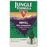 Jungle Formula Plug In & Refill Insect Killer 288404