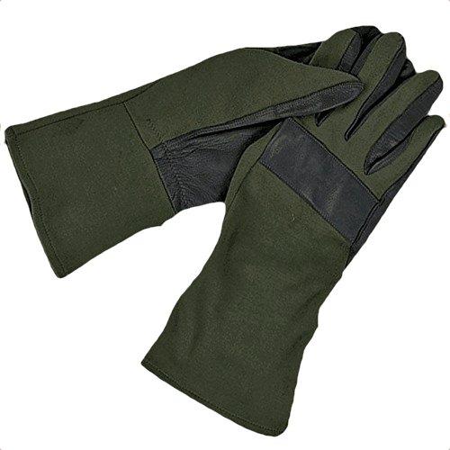 BW Kampfhandschuhe Bundeswehr Einsatzhandschuhe Oliv Grau Test