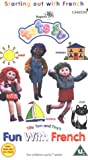 Picture Of Tots TV - Fun With French [VHS]