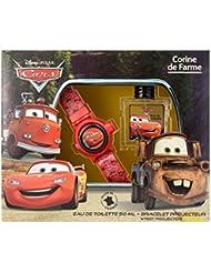 Corine de Farme Coffret Disney Cars Eau de Toilette + Bracelet Projecteur 50 ml