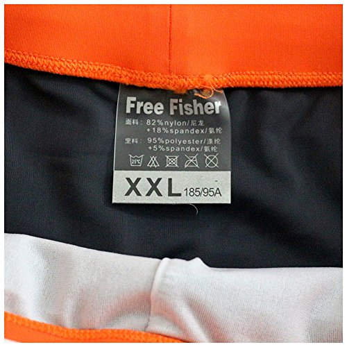 Freefisher Herren Badehose Grau