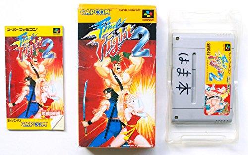 Final fight 2 - Super Famicom - JAP