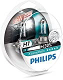 Philips 12972XV+S2 X-tremeVision Car Headlight Bulb, H7 12V, 55W Halogen, 2-Pack [Packaging type S2] Bild