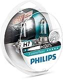 Philips 12972XV+S2 X-treme Vision Lampada alogena H7, usato  Spedito ovunque in Italia
