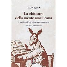 ALLAN BLOOM - LA CHIUSURA DELL