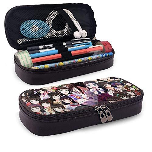 Pencil Case Big Capacity High Capacity Pen Pencil Pouch Box Organizer Portable Bag Holder with Zipper - Love Live Kurosawa Dia -