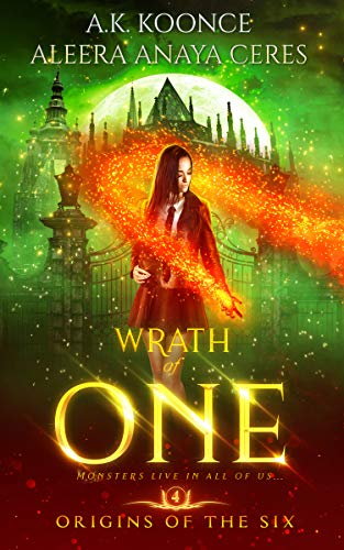 Picture of Wrath of One: A Reverse Harem Series (The Origins of the Six Book 4)