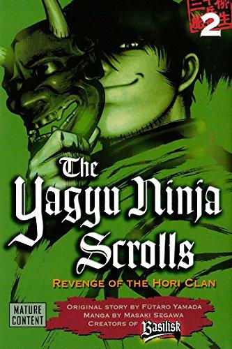 Yagyu Ninja Scrolls Vol. 2 (English Edition) eBook: Masaki ...