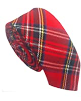 Scottish Royal Stewart Tartan Ties