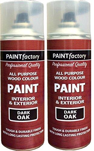 2-x-all-purpose-dark-oak-satin-spray-paint-dark-brown-wood-stain-finish-400ml-bn