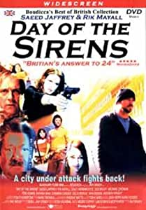 Day Of The Sirens [DVD] [2002]