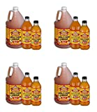 (4 PACK) - Braggs Apple Cider Vinegar With The Mother| 946 ml |4 PACK - SUPER SAVER - SAVE MONEY