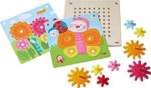 HABA 303871 Juguete de construcción - Juguetes de construcción (Stacking Blocks, Multicolor, 2 yr(s), 8 pc(s), Boy/Girl, Children)