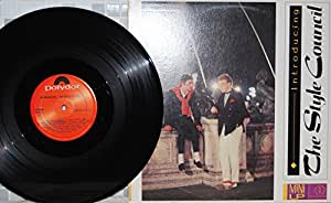 Style Council Introducing The Style Council LP Polydor 8152771 EX/EX 1983 Dutch pressing