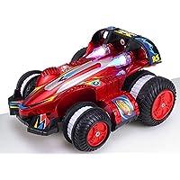 Markc Rocódromo remoto de coches de juguete treparé The Wall Boy Racing Niño eléctrico Stunt pared de coches de juguete que cae el coche del truco del camión volquete coche teledirigido campo a través