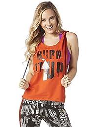 Zumba Fitness Z1t01365 Sweat-Shirt Femme 76813534aa2