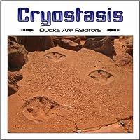cover of the techno release ducks are raptors