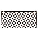 Best Dog Gate - Evenflo Expansion Swing Wide Gate Extra-Wide Gate Farmhouse Review