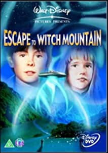Escape To Witch Mountain Dvd Amazon Co Uk Eddie Albert