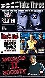Gang Related/Boyz N the Hood/Menace II Society [VHS]