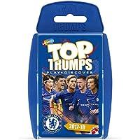Chelsea FC 2017/18Top Trumps Jeu de cartes