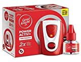 #8: Good knight Power Activ+ Combi (Machine + Refill)