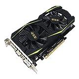 Amandaade Grafikkarte für NVIDIA für GeForce GTX960 4 GB DDR5 128Bit-Grafikkarte