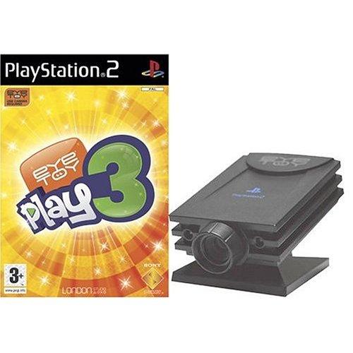 Eye Toy Play 3 + Caméra